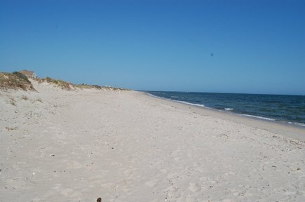 West Dennis Cape Cod vacation rental - Trotting Park beach is at the end of the street!