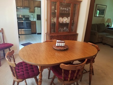 Orleans Cape Cod vacation rental - Open concept dining area