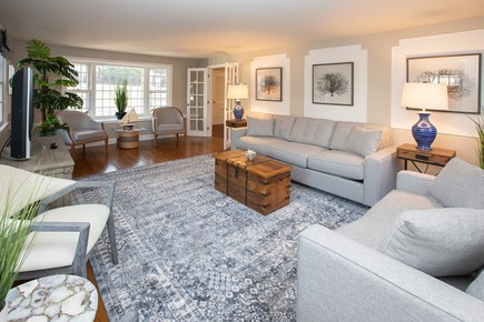 Osterville Osterville vacation rental - Living room