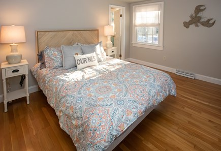 Osterville Osterville vacation rental - Downstairs bedroom