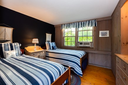 Orleans Cape Cod vacation rental - Main level twin bedroom with AC