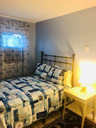 Plymouth, Priscilla Beach MA vacation rental - Bedroom 2 - Full bed