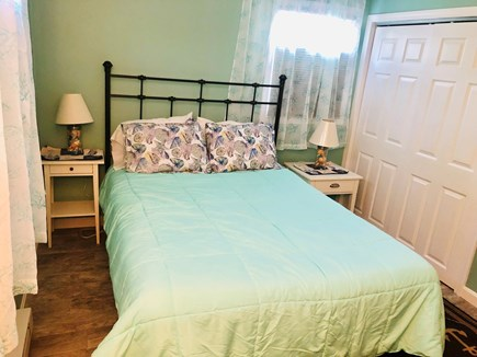 Plymouth, Priscilla Beach MA vacation rental - Master bedroom with queen size bed