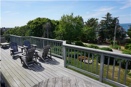 Falmouth, Sippewissett Cape Cod vacation rental - 40 feet of wonderful space for sunning, relaxing and grilling