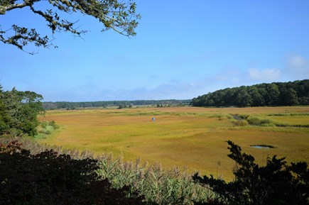 Eastham Cape Cod vacation rental - Beautiful view of Boat Meadow River off of porch