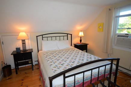 Eastham Cape Cod vacation rental - Upper level queen bedroom with AC