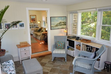 Eastham Cape Cod vacation rental - Sun room with plenty of light