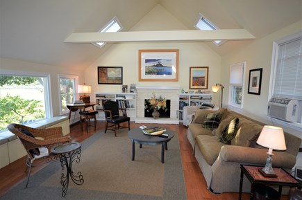 Eastham Cape Cod vacation rental - Open Living Room with lots of light