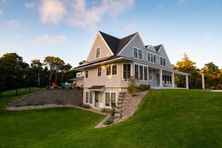 Orleans Cape Cod vacation rental - Front / Side of Home