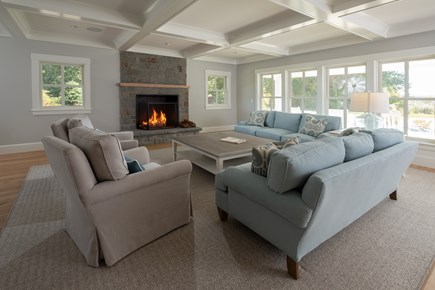 Orleans Cape Cod vacation rental - Main Living Area