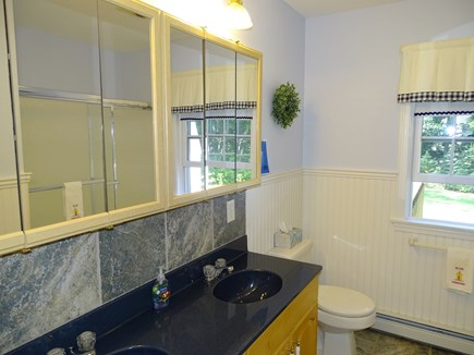 Eastham Cape Cod vacation rental - One of two full bathrooms