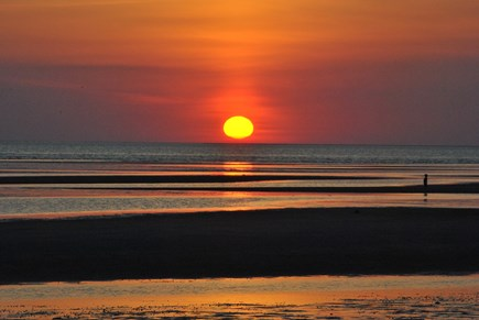 Eastham  Cape Cod vacation rental - Spectacular sunsets