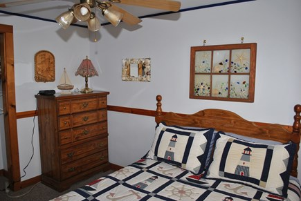 Eastham  Cape Cod vacation rental - Queen bed in second bedroom
