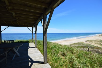 Truro Cape Cod vacation rental - Amazing views from this iconic home