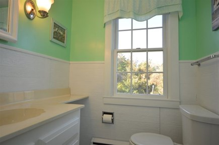 Orleans Cape Cod vacation rental - Main level half bath