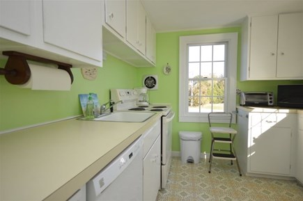 Orleans Cape Cod vacation rental - Simple well equipped kitchen with all of the necessities