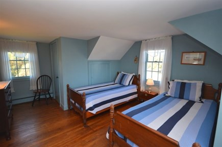 Orleans Cape Cod vacation rental - Upper level twin with a/c