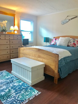 West Yarmouth Cape Cod vacation rental - Spacious Bedroom with lots of closet space