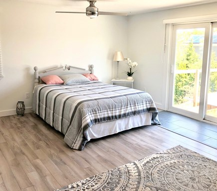 West Yarmouth Cape Cod vacation rental - Large Master Suite with private bath and lots of closets