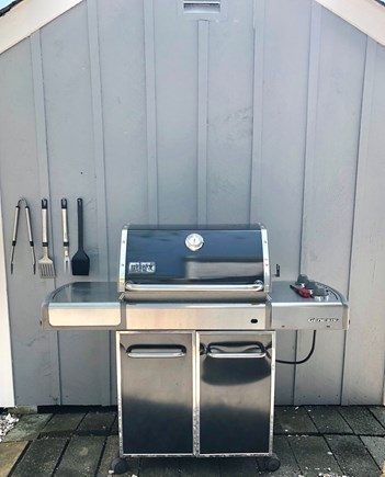 West Yarmouth Cape Cod vacation rental - Weber Grill