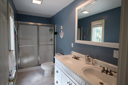 Truro Cape Cod vacation rental - Large bath in suite