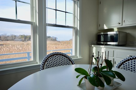 Orleans Cape Cod vacation rental - Views out to the bay while you eat breakfast