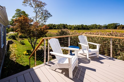 Orleans Cape Cod vacation rental - Sit out on the deck and enjoy the view