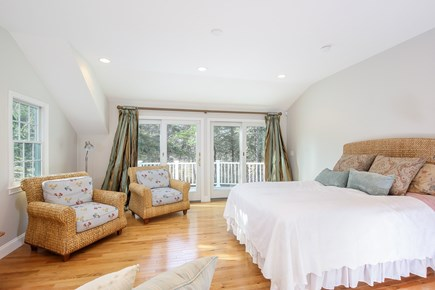 Chatham Cape Cod vacation rental - Above Garage Suite with Queen, Kitchenette and Full bathroom