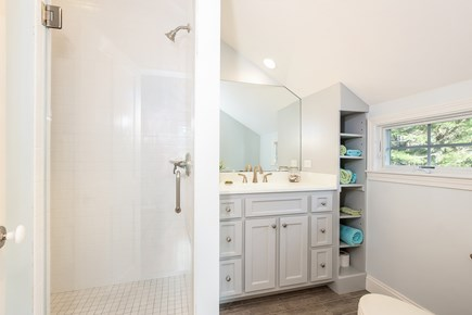 Chatham Cape Cod vacation rental - Garage Suite Bathroom