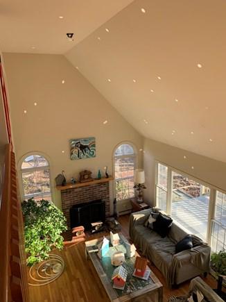 North Truro Cape Cod vacation rental - Family Room