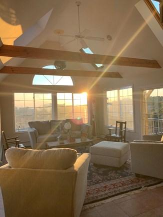 North Truro Cape Cod vacation rental - Sunroom