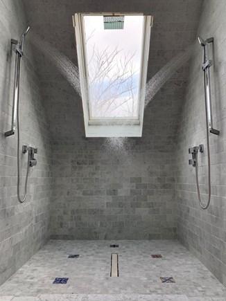 North Truro Cape Cod vacation rental - Master bath