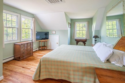 North Truro Cape Cod vacation rental - Tree House Room King