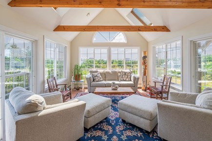 North Truro Cape Cod vacation rental - Sunroom