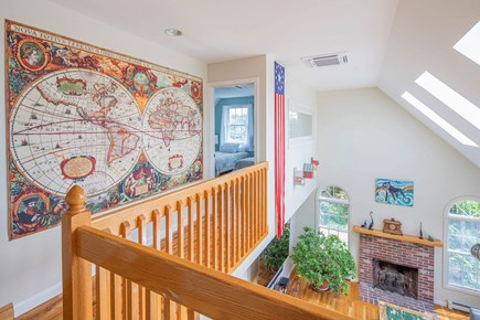 North Truro Cape Cod vacation rental - Second floor