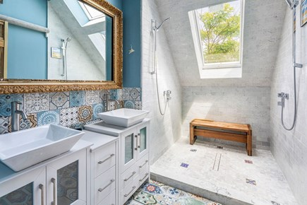 North Truro Cape Cod vacation rental - Bathroom
