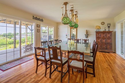 North Truro Cape Cod vacation rental - Dining Room
