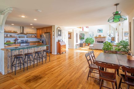 North Truro Cape Cod vacation rental - Open Floor plan
