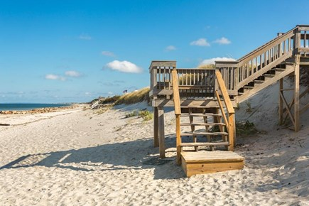 East Sandwich Cape Cod vacation rental - Private Beach with association parking lot