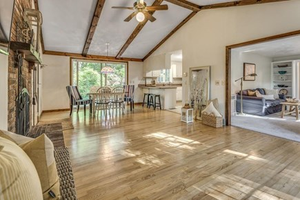 East Sandwich Cape Cod vacation rental - Great room