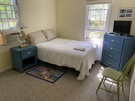 East Sandwich Cape Cod vacation rental - Queen bed in 2nd sunny bedroom