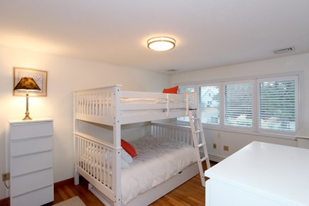 Brewster Cape Cod vacation rental - Bunk room- 3rd floor