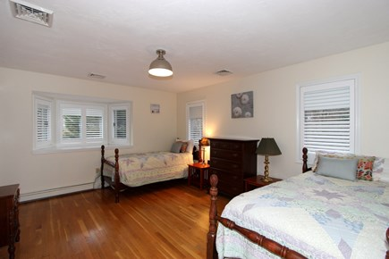 Brewster Cape Cod vacation rental - 2nd floor twin room