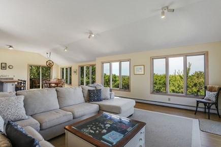 Truro Cape Cod vacation rental - Spacious living area
