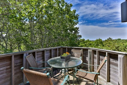 Truro Cape Cod vacation rental - Deck with Plenty of Space