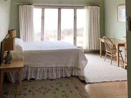Truro Cape Cod vacation rental - Green master bedroom