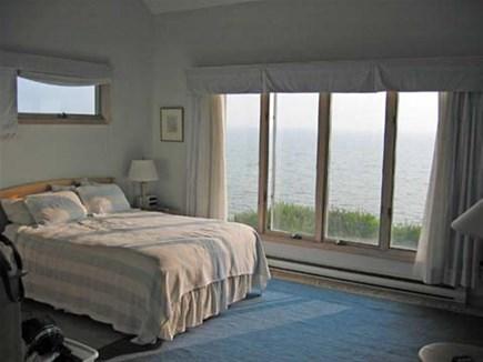 Truro Cape Cod vacation rental - Blue Master bedroom