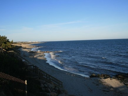 West Harwich Cape Cod vacation rental - Beach at end of street. 800 Yards
