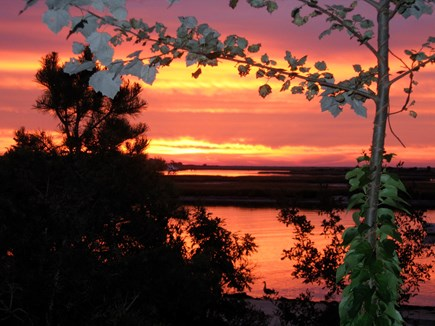 Yarmouth, Bass River Cape Cod vacation rental - Awaken to the sunrise, the river, Nantucket Sound.
