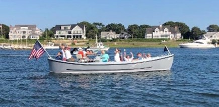 Yarmouth, Bass River Cape Cod vacation rental - Ask Jon for his five-mile tour of the river in his ex-Navy launch